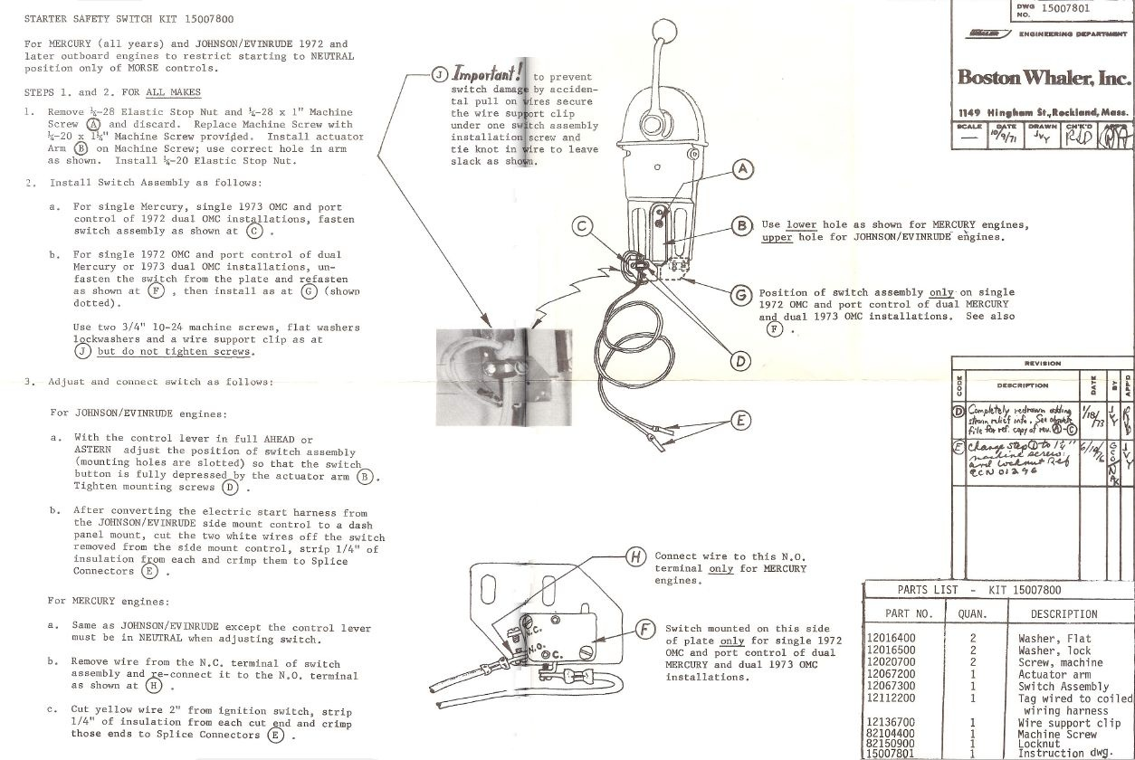 classic whaler: boston whaler: reference: available drawings boston whaler boat wiring diagram 85 mercury boat wiring diagram