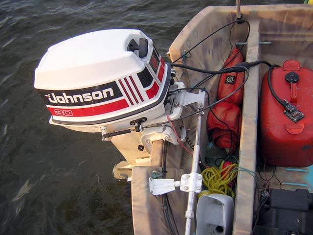 Cable Steering On Older 13 Foot Boston Whaler Moderated