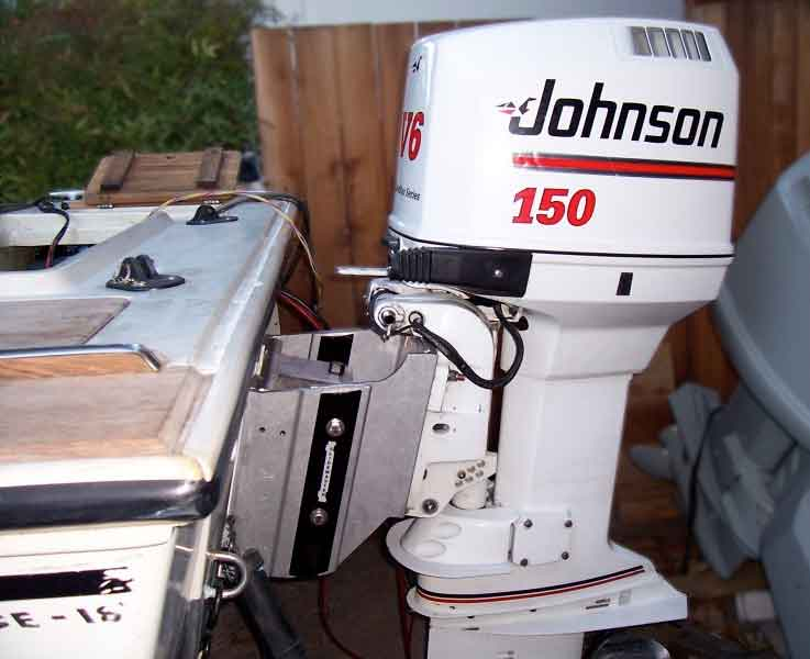 Johnson outboard boat motor repair all boats for Johnson outboard motor repair